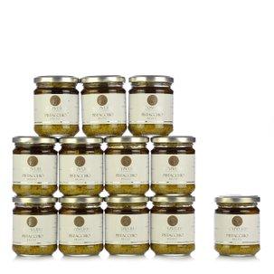 Pesto di Pistacchio 190g 12 pz.