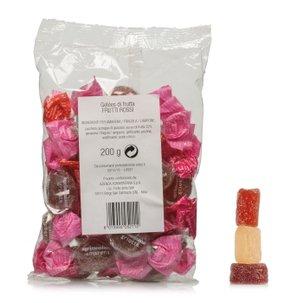 Gelèes ai frutti rossi Sacchetto 200g