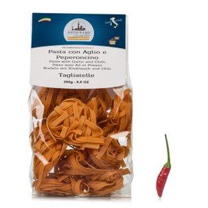 Tagliatelle aglio e peperoncino 250g