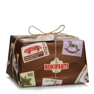 Panettone Glassato con Cioccolato 1kg