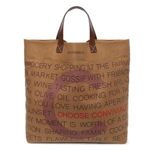 Shopper Coccinelle x Eataly