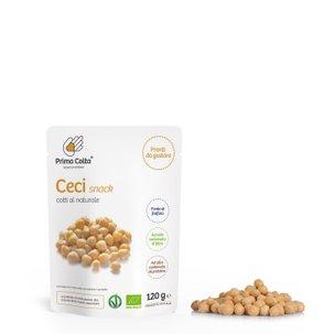 Ceci Snack al Naturale Bio 120g