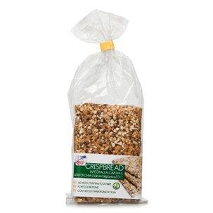 Crispbread Integrali Avena e Semi di Chia Bio 200 g
