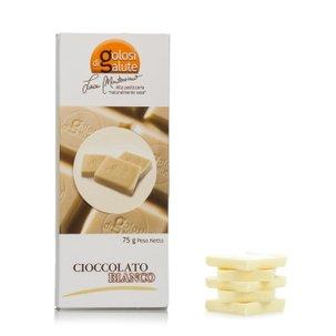 Tavoletta di cioccolato bianco 75g
