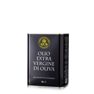 Olio Extravergine di Oliva Mosto 3l