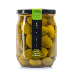 Olive in Salamoia Bio  580ml