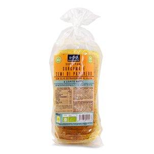 Pan Bauletto curcuma e semi di papavero 400g