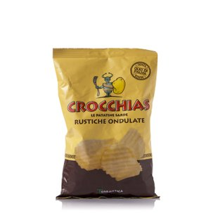 Patatine Rustiche Crocchias  180g