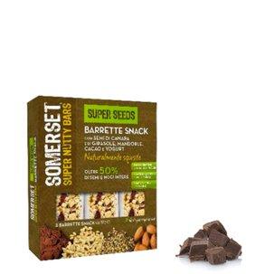 Barretta Semi Mandorla Cacao Yogurt 3x35g 3x35g