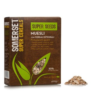 Super Seeds Muesli con Cereali Integrali 400g