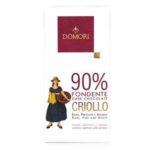 Tavoletta Blend Criollo 90% 50g