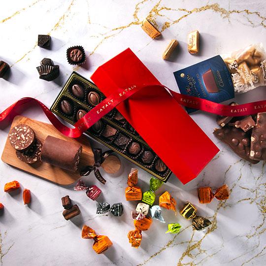 La cioccolata da regalare