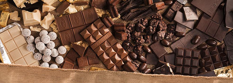 Merveilles et délices du chocolat