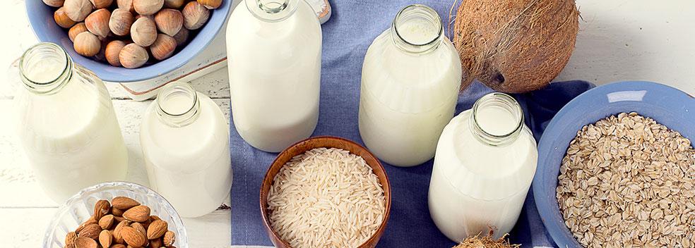 Latte e bevande vegetali
