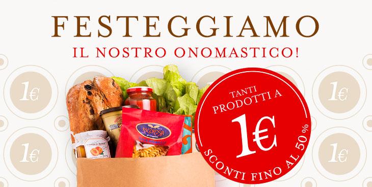 Offerte Onomastico Eataly | Eataly