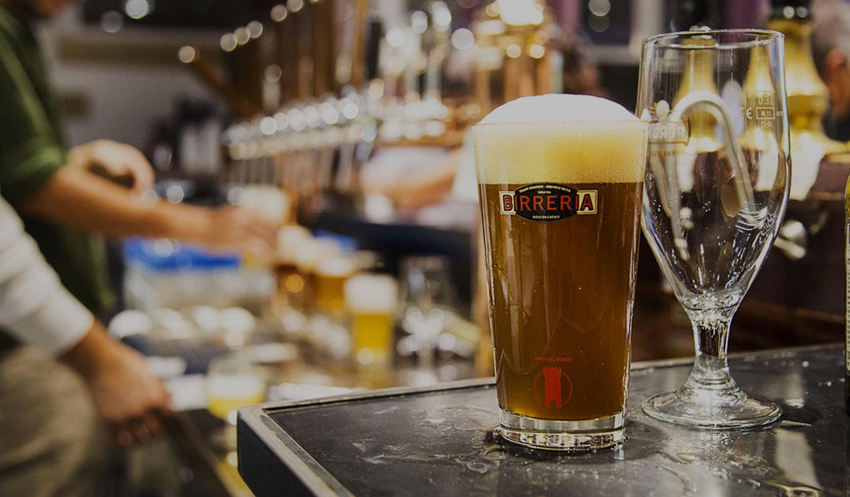 Le birre da Eataly