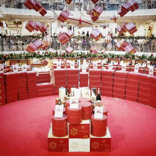 Eataly's Christmas