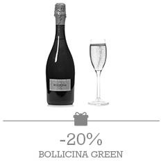 Serafini & Vidotto - Bollicina Green 0,75l