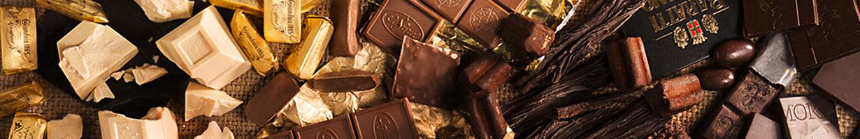 Le meraviglie del cioccolato