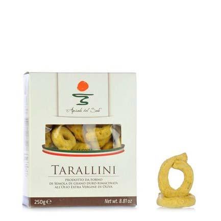 Gli Aironi - Tarallini 250g