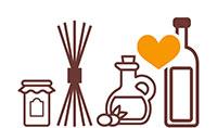 1. Choississez les produits que vous préférez dans votre panier