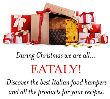During Christmas we are all... Eataly