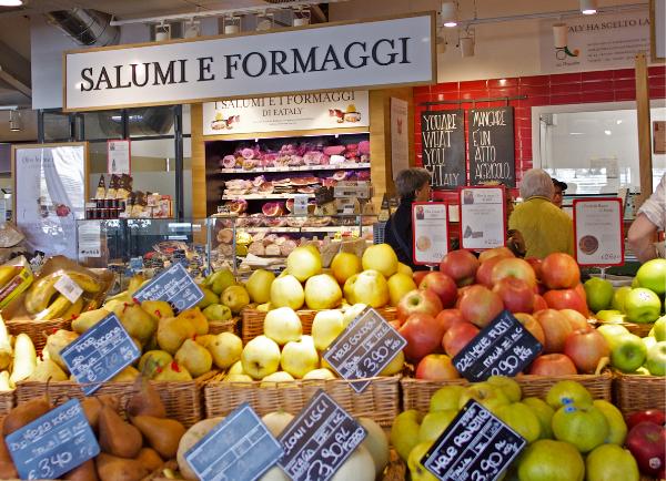 Eataly Genoa Market