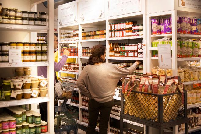 Eataly Turin Lingotto Market
