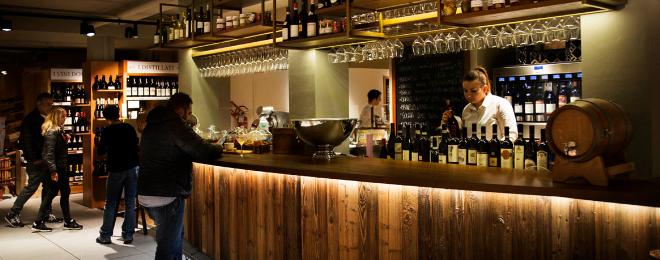 Wine Bar Pane&Vino